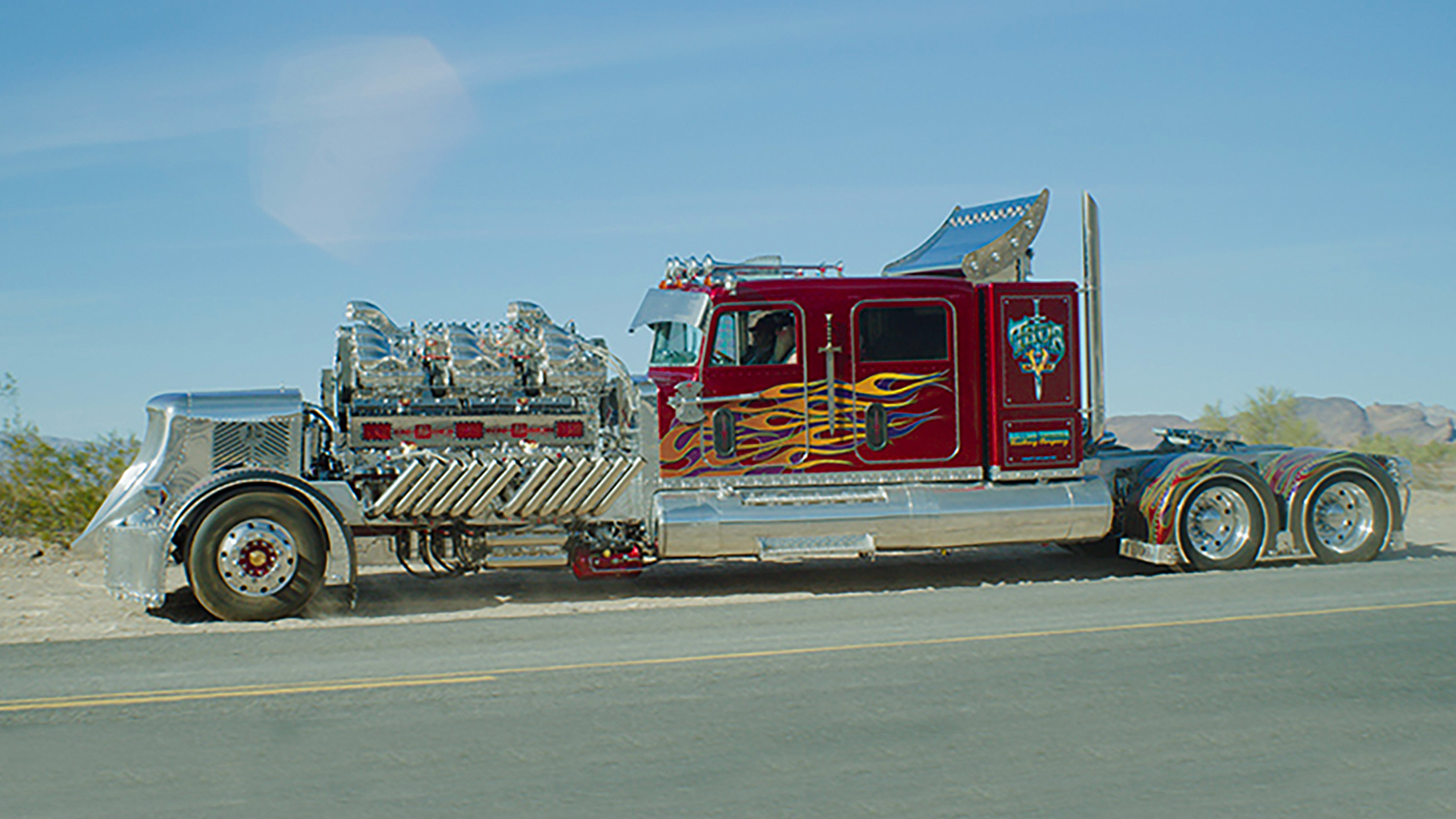 This custom rig just sold for an incredible $13.2m!