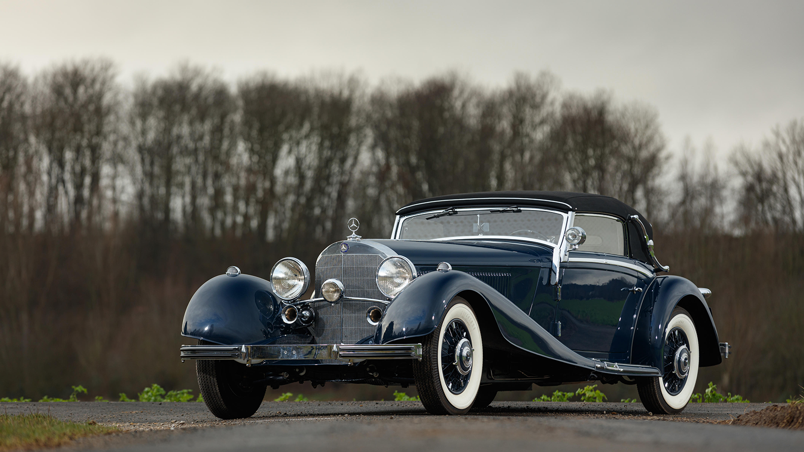 The 20 most expensive cars sold at the Paris auctions 2020