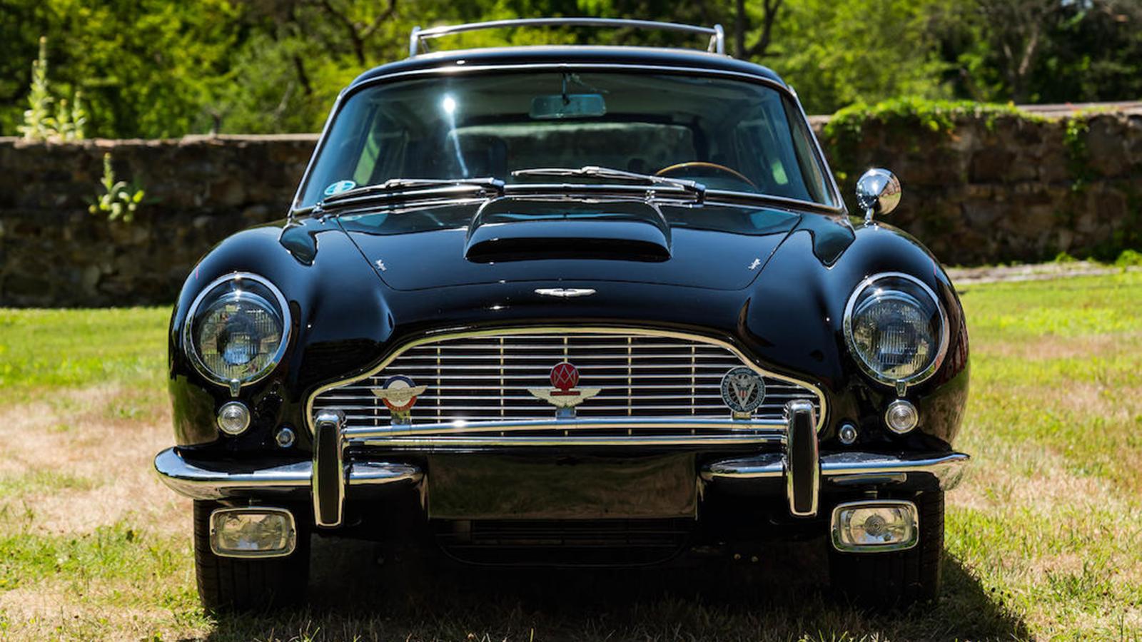 Remember The Aston Martin Db6 Estate Classic Sports Car