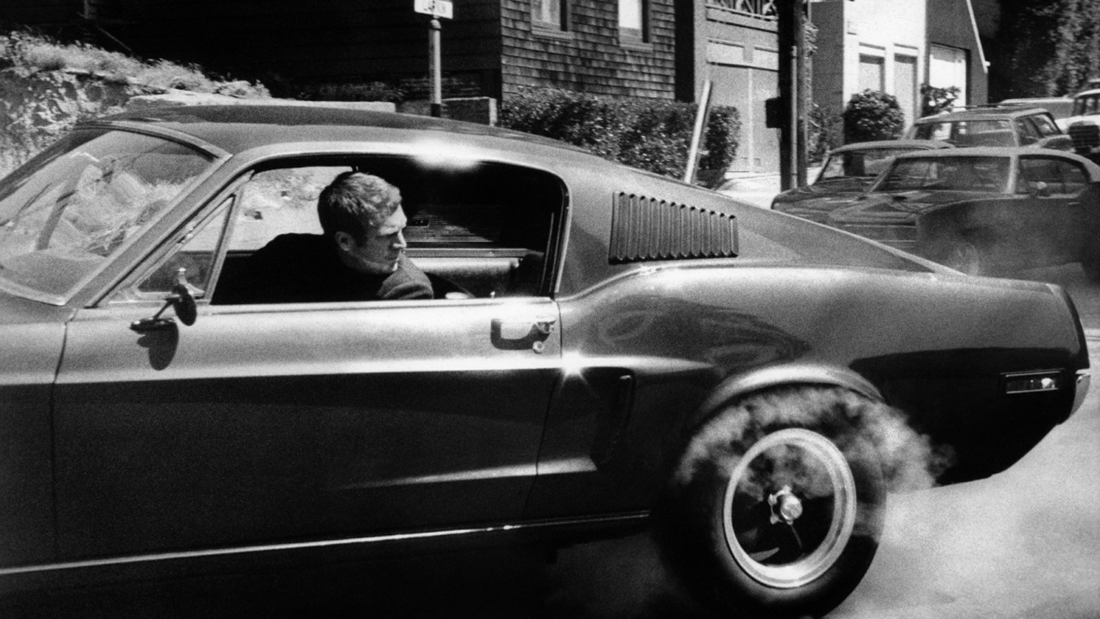 Mark Kermode picks his favourite car movies
