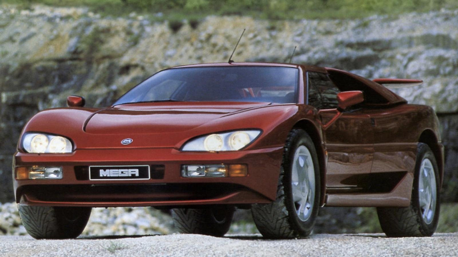 Why were they built? 13 supercar failures