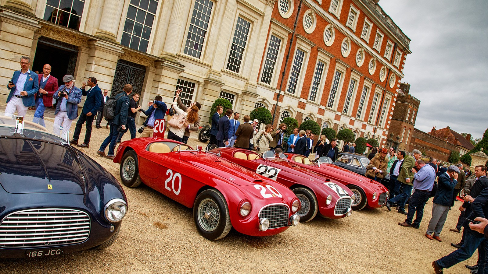 The stars of the UK's best concours